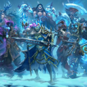 Knights of the Frozen Throne official expansion art. Image copyright Blizzard Entertainment